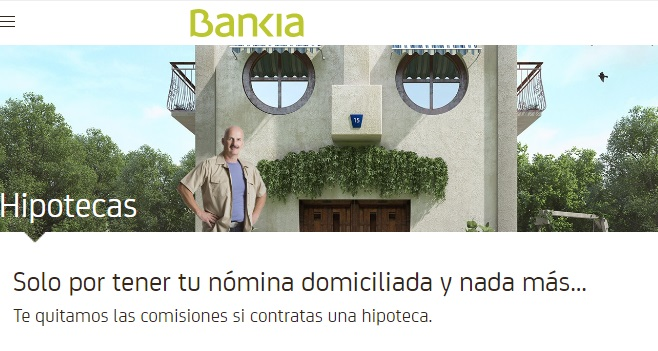 Requisitos para Solicitar una Hipoteca fija Bankia